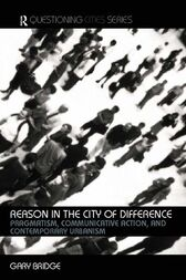 Reason in the City of Difference by Gary Bridge