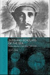 Sufis and Scholars of the Sea by Anne Bang