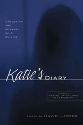 Katie's Diary by David Lester
