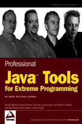 Professional Java Tools for Extreme Programming by Richard Hightower