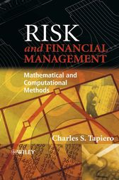 Risk and Financial Management by Charles S. Tapiero