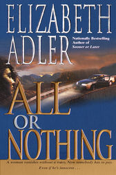 All or Nothing by Elizabeth Adler
