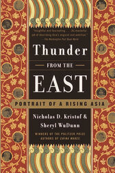 Thunder from the East by Nicholas D. Kristof