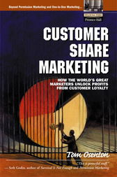 Customer Share Marketing by Tom Osenton