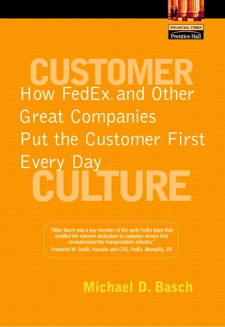 Download Ebook Customer Culture by Michael D. Basch Pdf