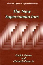 The New Superconductors by Frank J. Owens