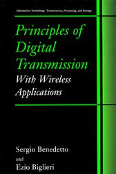 Principles of Digital Transmission by Sergio Benedetto