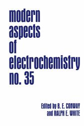 Modern Aspects of Electrochemistry by Brian E. Conway