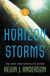 Horizon Storms: The Saga of Seven Suns - Book #3 by Kevin J. Anderson