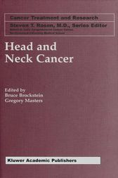 Head and Neck Cancer by Bruce Brockstein