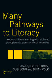 Many Pathways to Literacy by Eve Gregory
