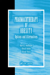 Pharmacotherapy of Obesity by Karl G. Hofbauer