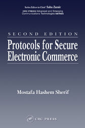 Protocols for Secure Electronic Commerce, Second Edition by Mostafa Hashem Sherif