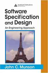Software Specification and Design by Ph.D. Munson