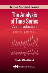 The Analysis of Time Series by Chris Chatfield