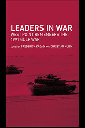 Leaders in War by Frederick  W. Kagan