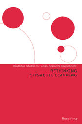 Rethinking Strategic Learning by Russ Vince