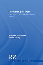 Partnership at Work by Bill Roche