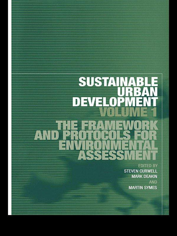 Download Ebook Sustainable Urban Development Volume 1 by Stephen Curwell Pdf