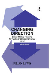 Changing Direction by Julian Lewis