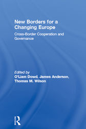 New Borders for a Changing Europe by Liam O'Dowd