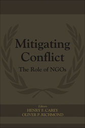 Mitigating Conflict by Henry F. Carey