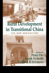Rural Development in Transitional China by Jacob Eyferth