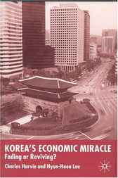 Korea's Economic Miracle by Charles Harvie