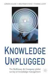 Knowledge Unplugged by Jurgen Kluge