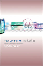 New Consumer Marketing by Susan Baker