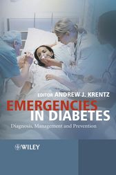 Emergencies in Diabetes by Andrew Krentz