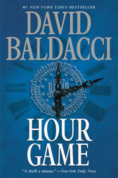 Hour Game by David Baldacci