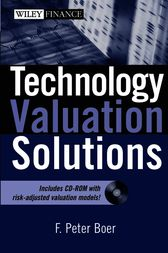 Technology Valuation Solutions by F. Peter Boer