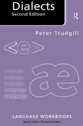 Dialects by Peter Trudgill