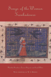Songs of the Women Troubadours by Matilda Tomaryn Bruckner