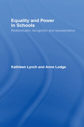 Equality and Power in Schools by Anne Lodge