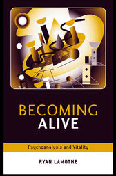 Becoming Alive by Ryan Lamothe