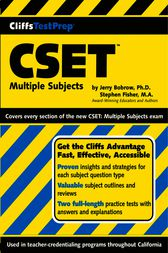 Multiple Subjects Assessment for Teachers Preparation Guide by Jerry Bobrow