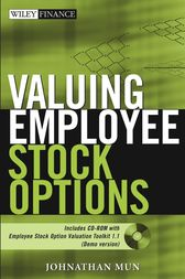 Valuing Employee Stock Options by Johnathan Mun