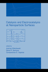 Catalysis and Electrocatalysis at Nanoparticle Surfaces by Andrzej Wieckowski