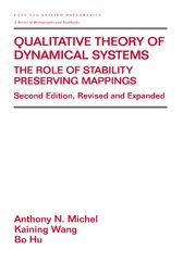 Qualitative Theory of Dynamical Systems by Anthony Michel