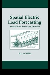 Spatial Electric Load Forecasting by H. Lee Willis