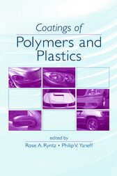 Coatings Of Polymers And Plastics by Rose A. Ryntz