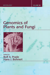 Genomics of Plants and Fungi by Rolf A. Prade