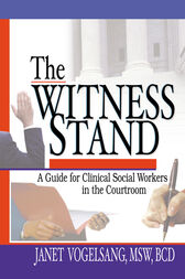 The Witness Stand by Carlton Munson
