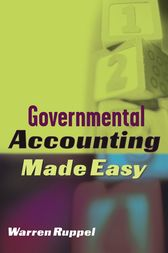 Governmental Accounting Made Easy by Warren Ruppel