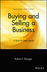 Buying and Selling a Business by Robert F. Klueger