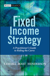Fixed Income Strategy by Tamara Mast Henderson