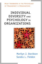 Individual Diversity and Psychology in Organizations by Marilyn J. Davidson