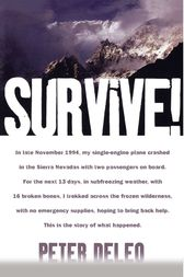 Survive! by Peter DeLeo